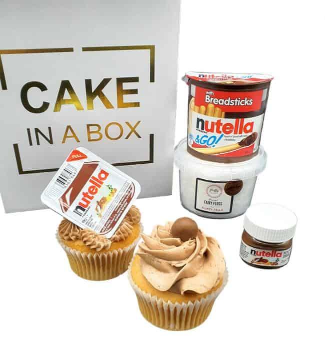 nutella gift box